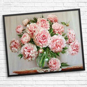 Schöne Blumen Diamond Painting