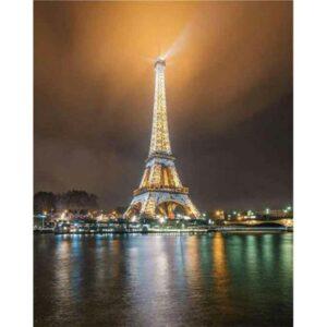 Eiffelturm in der Nacht
