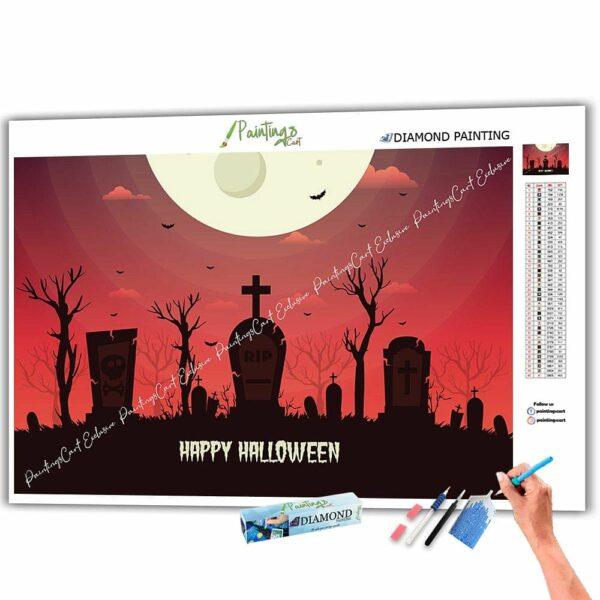 Der Friedhof - Halloween