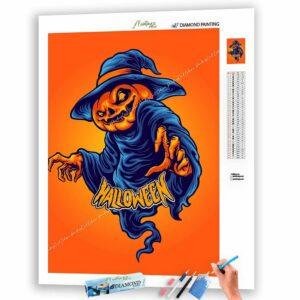 Der furchterregende Kürbis - Halloween