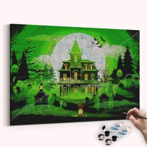 Der grüne Schatten - Halloween