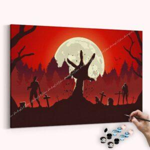 Zombies im Mondlicht